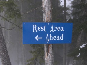 Rest Area? by Peter Dutton