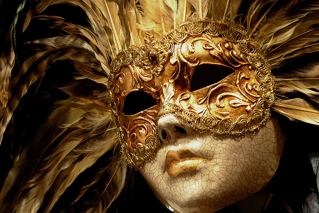 Masks Off Channeling My Innermost Self Notes Tied On The