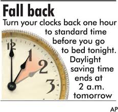 images  Remember to turn the clocks back