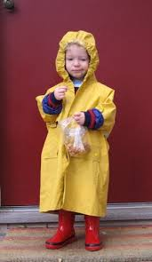 Raincoat via wikipedia