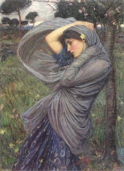 250px-Boreas by John William Waterhouse 1903 via wikipedia