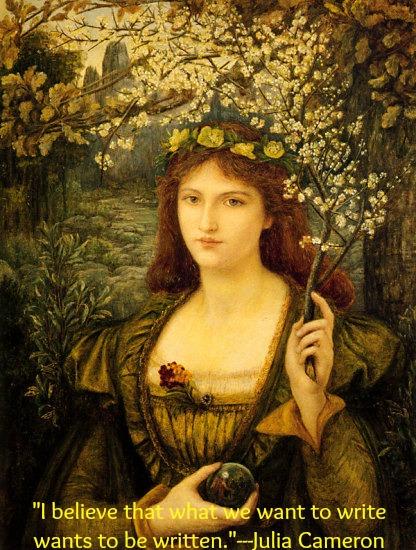 Madonna_Pietra_degli_Scrovigni_by_Marie_Spartali_Stillman_(1884) via wikipedia with text added