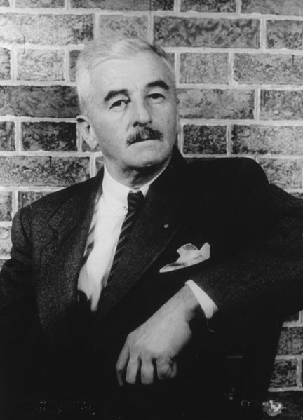 William_Faulkner_01_KMJ  via wikimedia