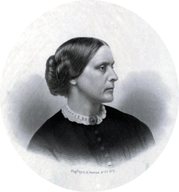 Susan B. Anthony 1855