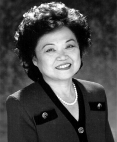 Patsy Mink Congresswoman from Hawaii