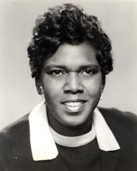 US Representative Barbara Jordan Texas 1973