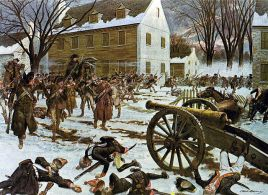 Battle of Trenton, the course of the war turns