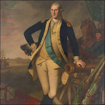 George Washington 1779