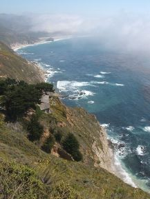 Big Sur Santa Lucia Mountains by Tewy on Wikipedia