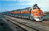 California Zephyr 1949