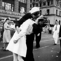 Kissing the War Goodbye by Lt Victor Jorgensen